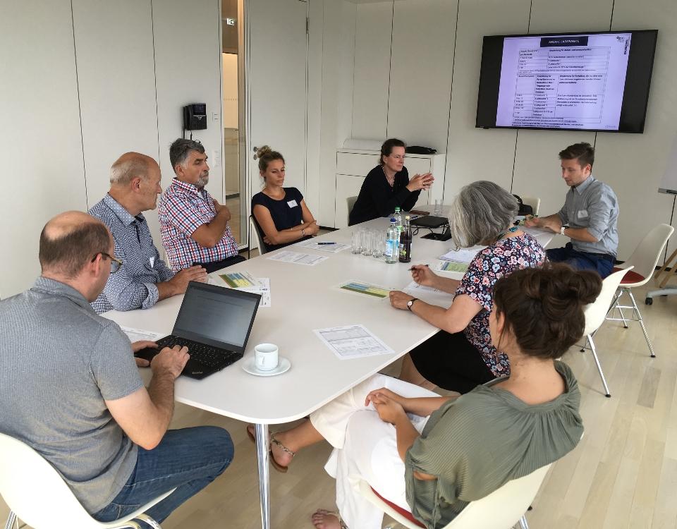 Workshop 1 Gesprächstisch