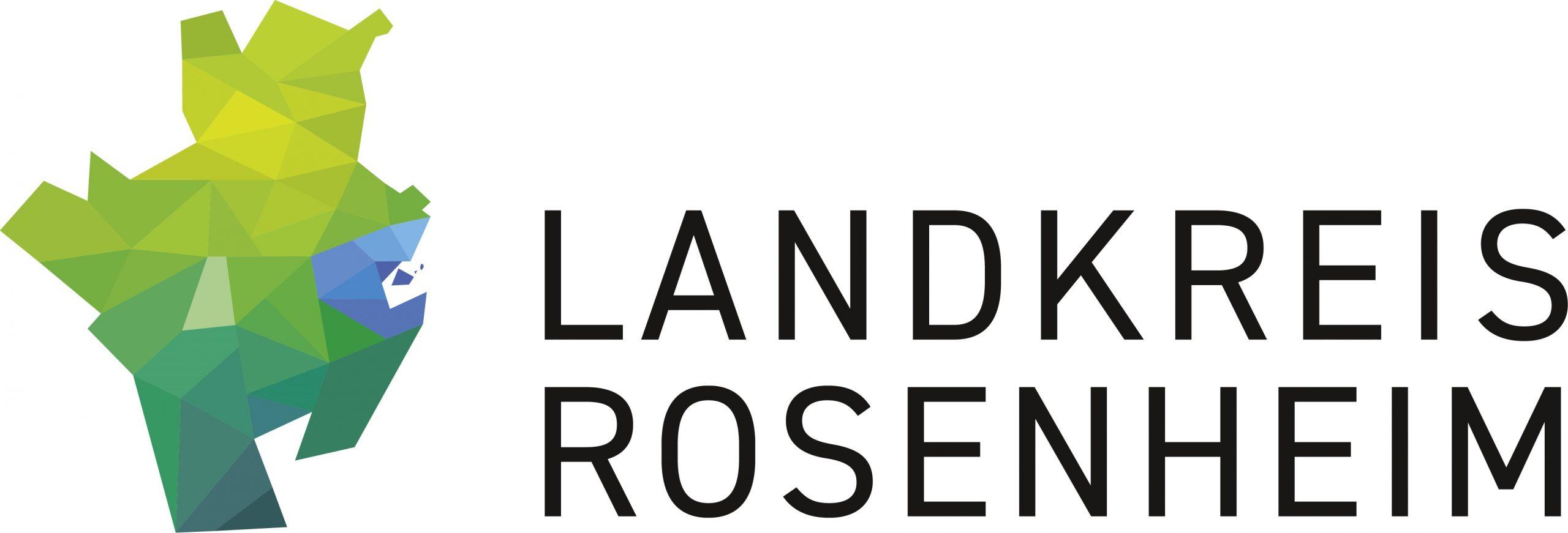 Logo des Landkreises Rosenheim