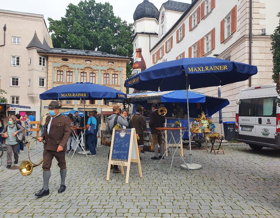 Eindrücke von der Schmankerlstraße Maxlrainer